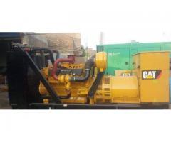1100 kva 2012 caterpillar Diesel Generator Islamabad