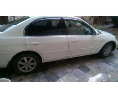 Honda civic 2005 vti oriel FOR sale in good amount