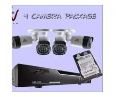 Security Cameras for sale in good amount