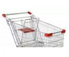 Shopping Trolleys, Carts for Cash and Carry, Grocery Stores, Shops