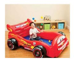 Intex disney bed cars mcqueen FOR SALE