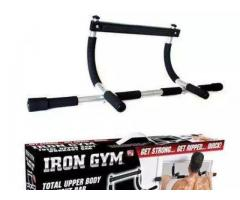 Iron Gym what you're going to do and the ability to get it done for sale