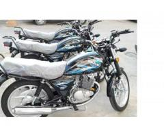 Special offer on Zero meter Suzuki GD110s and on GD150se, Self start