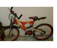 Mountain bike for sale in good amount