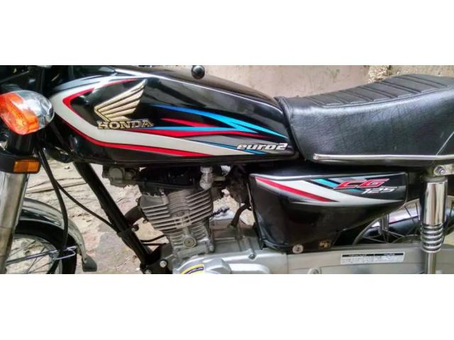 Full ok condition 125 FOR sale in good amount