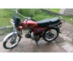 Honda 2012 FOR SALE IN GOOD AMOUNT
