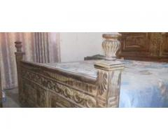 Double bed full size FOR SALE IN GOOD AMOUNT