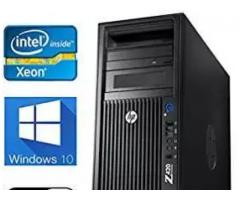 Intel Xeon Workstation FOR SALE