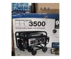 Hyundai generators hhd3500 FOR sale in good price
