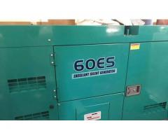 Denyo soundproof & weather proof Diesel Generator 25kva for Sale.