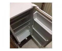 Haier room size refrigerator and freezer in good condition