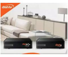 Online Dish tv HD Order and Recharge. for sale
