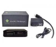 Android Hdmi Dongle Quad Core TV Stick 2G+8G MK809III for sale