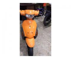Scooty Fuel injector fuel engine bike 50 cc FOP sale
