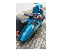 Vespa scooter FOR sale in good amount