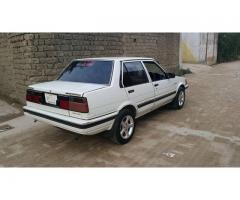 Toyota corolla modal 86 for sale in good amount