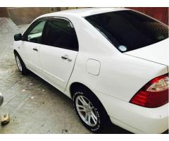 Corolla-X FOR SALE IN GOOD AMOUNT