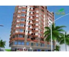 Apartment for sale in Falak Park View Nazimabad No 2 Karachi.