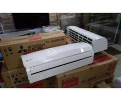 """Mitsubishi AC all MODEL Available """"whole SALR shop with WArrenty"""