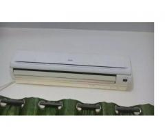 Haier ac 1 ton FOR SALE IN GOOD PRICE