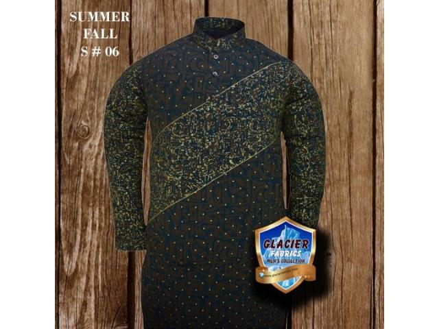 Summer Collection 2017 for Men – Glacier Fabrics