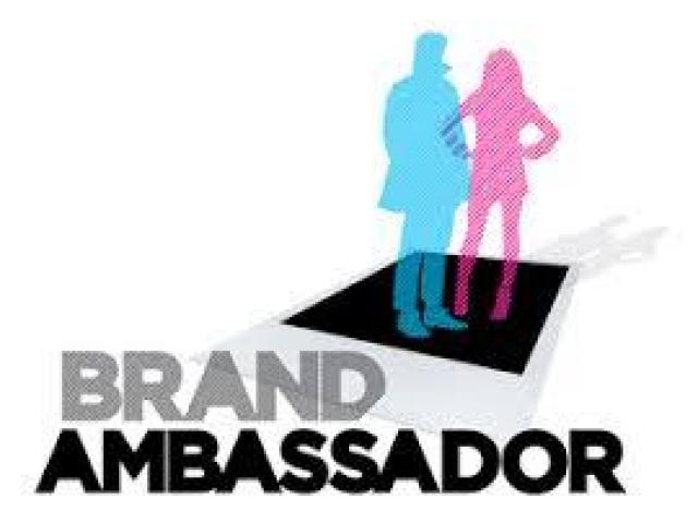 LOOKING FOR A Brand Ambassador