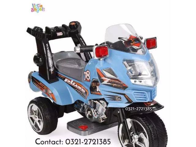 Kids Battery Operated Bike FOR sale in good amount