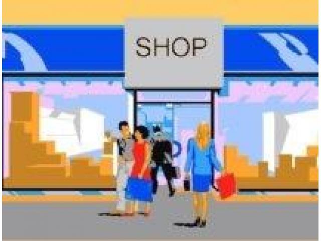 Corner Shop for sale in Haroon Center Karachi.AMOUNT is good