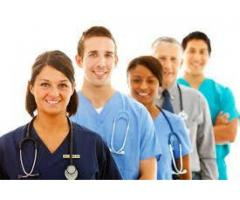 Staff required in health care department WITH A HANDSOME SALARY