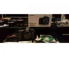 Canon EOS 70D DSLR Camera (Body Only) FOR SALE IN GOOD AMOUNT