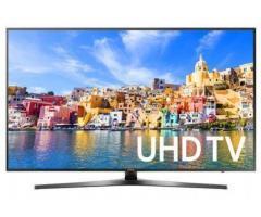 SAMSUNG 55″ UHD FLAT LED TV UA55KU7000 (Azadi Offer)