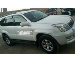 Prado Tx FOR sale in good amount