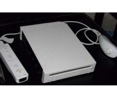 Nintendo Wii Came From USA Play Games With Your Body Gestures