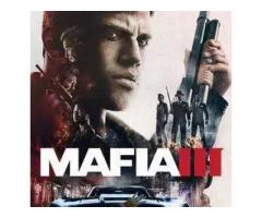 Ps4 Mafia 3, azaadi offer with map and unused codes FOR SALE