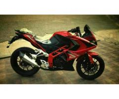 150cc custom paid FOR sale in good amount