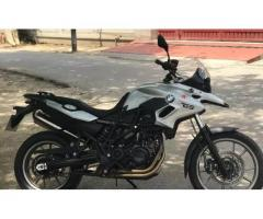 Bmw F700Gs 2013 for sale in good amount