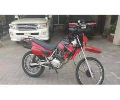 Honda CG 200XL Trail/Dirt/Motocross heavy Bike FOR SALE