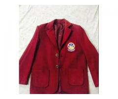 The City School Coat suitable for 6 and 7 class students FOR sale