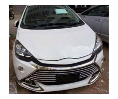 Toyota Aqua Gs Sports Hybrid FOR sale in good price