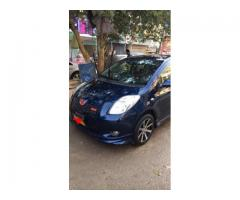 vitz 2005 FOR sale in good price