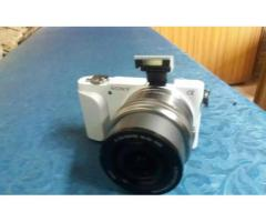 Sony Dslr e mount nex 3n with 16.50 lens freSh condition FOR sale