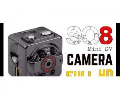Mini SQ8 Full HD Camera + Night Vision + Motion Detection COD FOR SALE