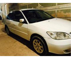 Honda civic 2006 for sale in good amount