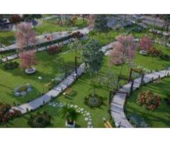 Rawal Greens Farm Houses Rawalpindi:  Farm House Land on installments