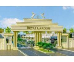 Royal Gardens Burewala: Residential Commercial Plots on easy installments