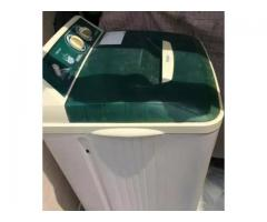 Hire washing machine running condition never repaired good condition