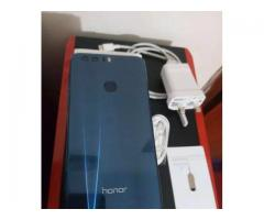 Huawei honar 8 for sale in good amount