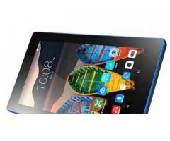 Lenovo TAB3-730x on easy installment  in good amount