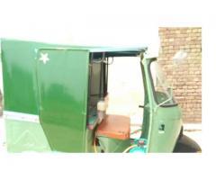 2 stoke auto riksha  for sale in good amount