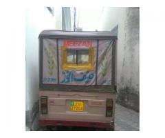 Atu Riksha meezan FOR sale in good price